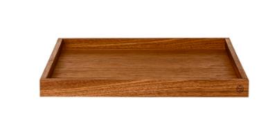 AYTM UNITY wooden tray Walnut Länge 35 cm