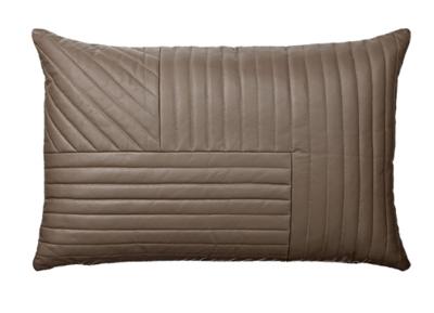 AYTM MOTUM cushion Taupe