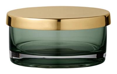 AYTM TOTA Zylinder / Glasschale forrest_klein