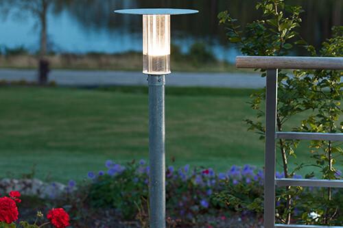 MODE LED-Weglampe für Outdoor