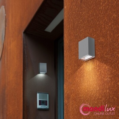 TAYLOR LED-Wandlampe für Outdoor