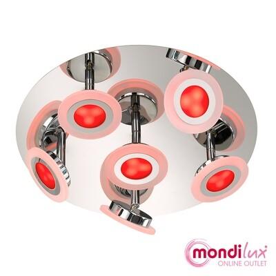 GEMMA LED-Deckenlampe mit Fernbedienung