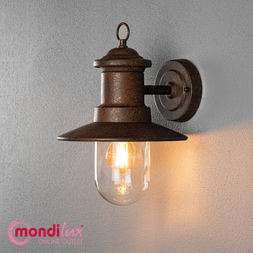 NAPOLI Wandlampe für Outdoor