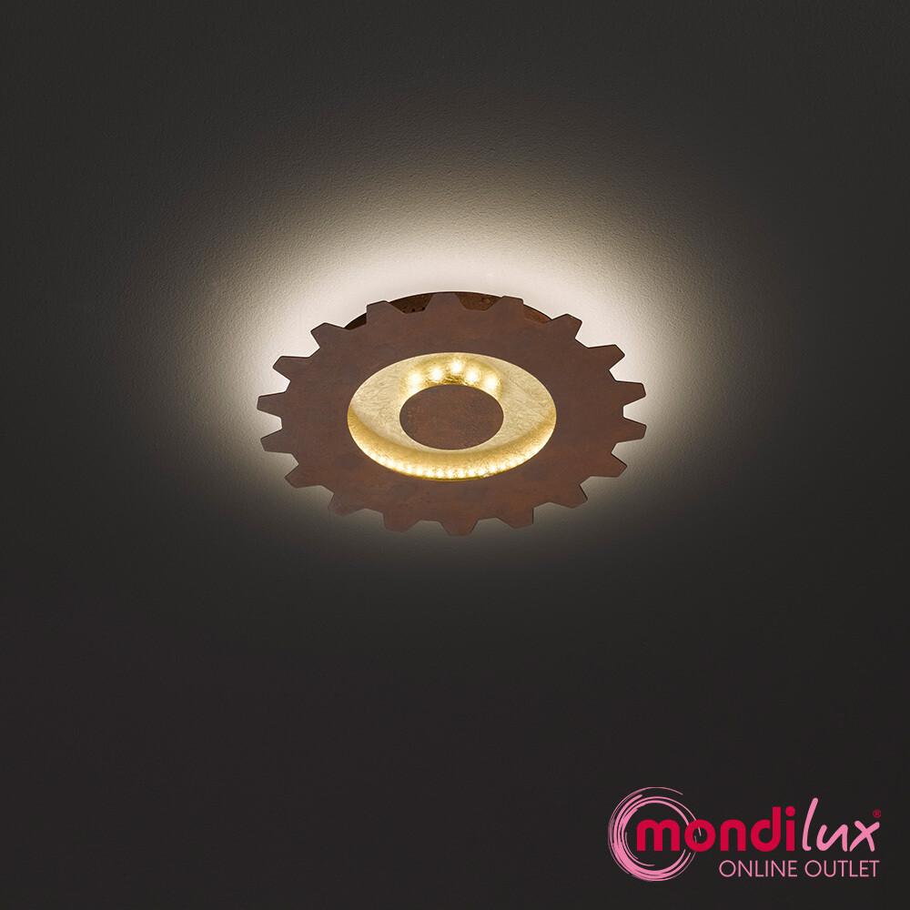 LEIF LED-Deckenlampe 18W