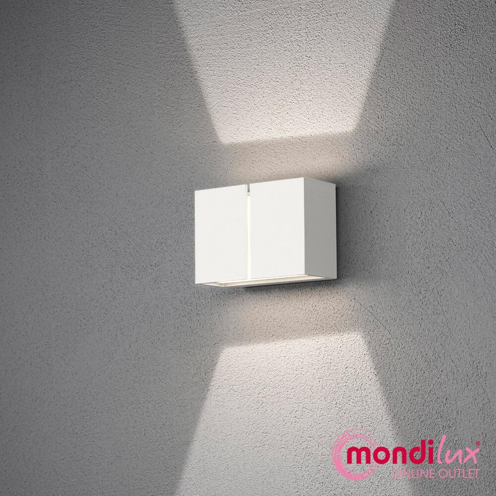 PAVIA LED-Wandlampe für Outdoor