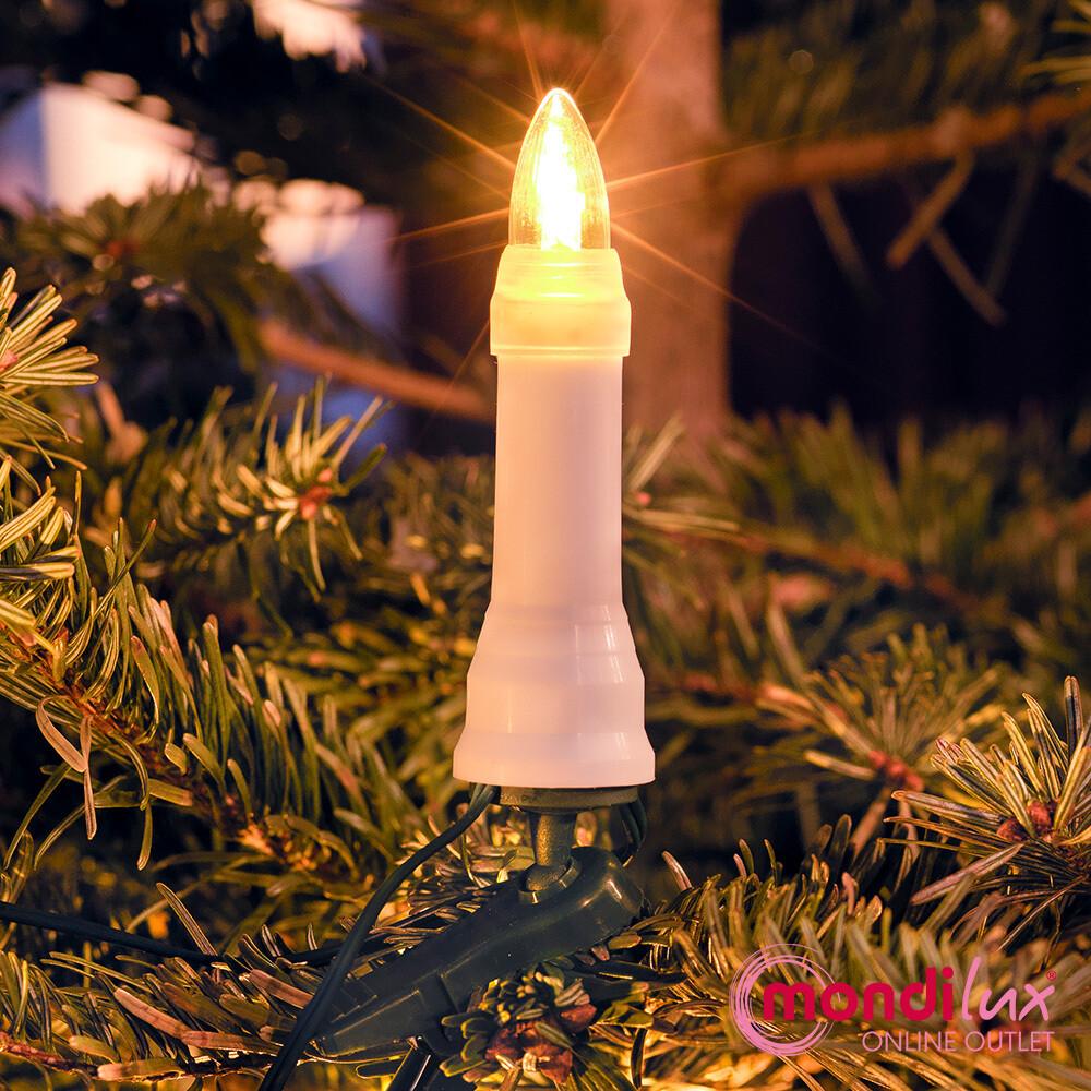 LED-Baumkette 16 x 0.3W für In- und Outdoor
