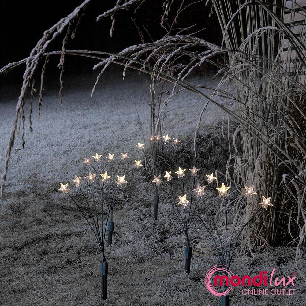 LED-Sternenstäbe