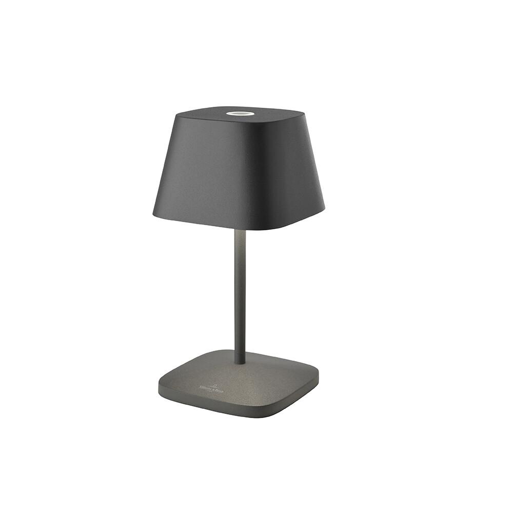 NEAPEL LED-Tischlampe mit Akku für Outdoor