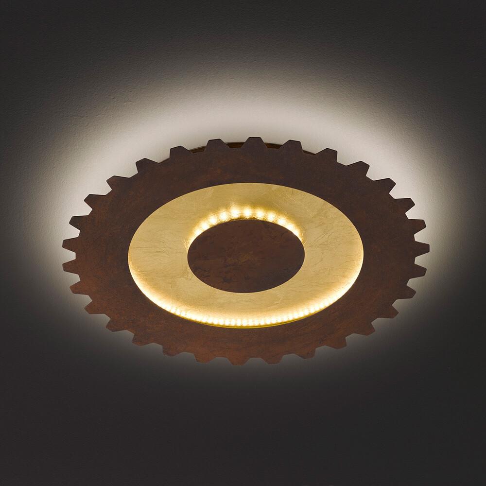 LEIF LED-Deckenlampe 37W