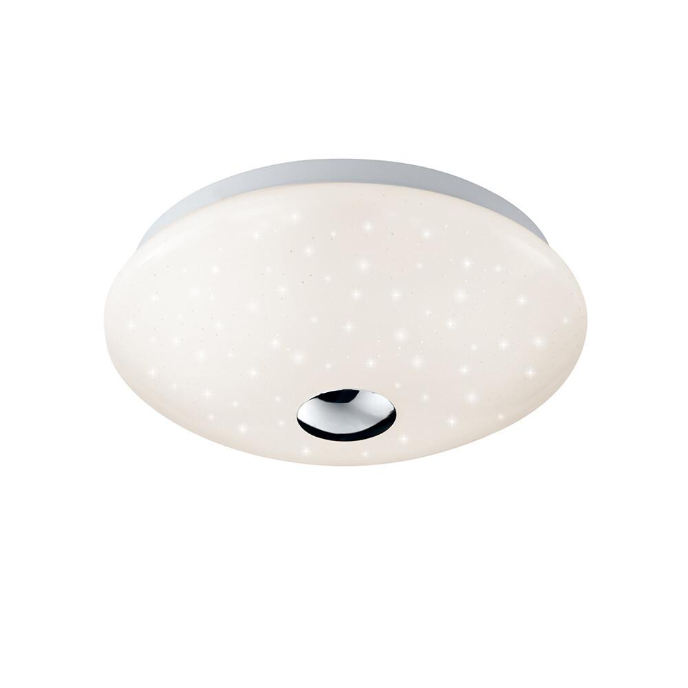 FOCUS LED-Deckenlampe 10W mit Starlight-Effekt