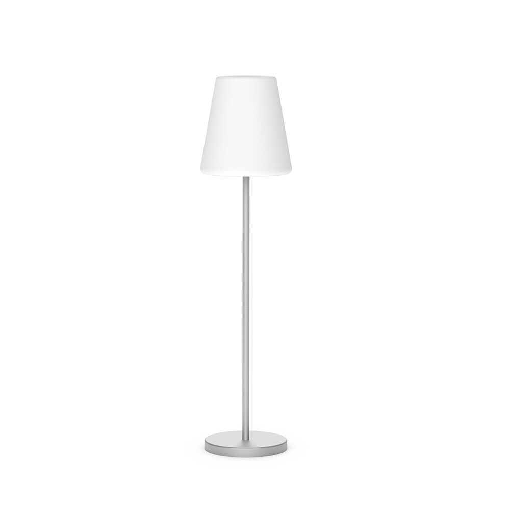 LOLA SLIM 120 LED-Stehlampe mit Akku für In- und Outdoor