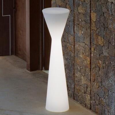 KONIKA 170 LED-Stehlampe mit Akku für In- und Outdoor