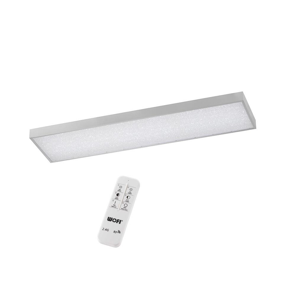 GLAM LED-Deckenlampe mit Starlight-Effekt