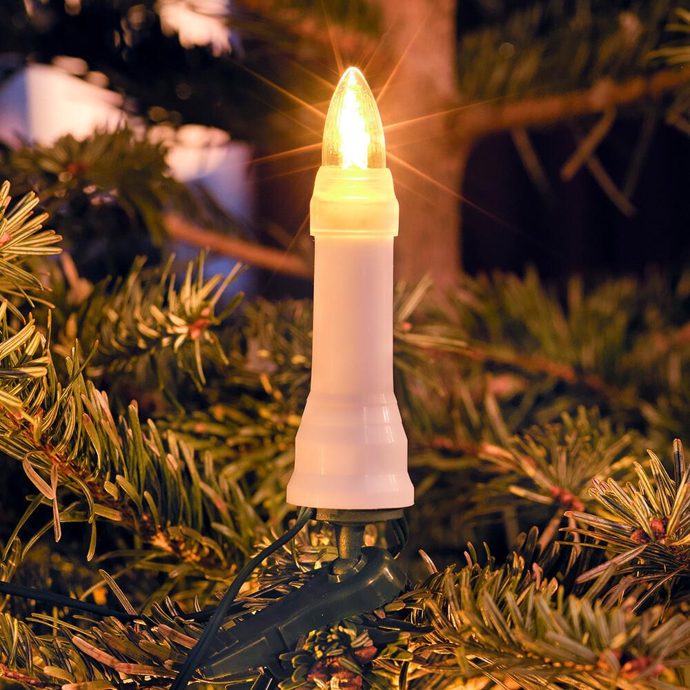 Baumkette mit 16 LED's für In- und Outdoor