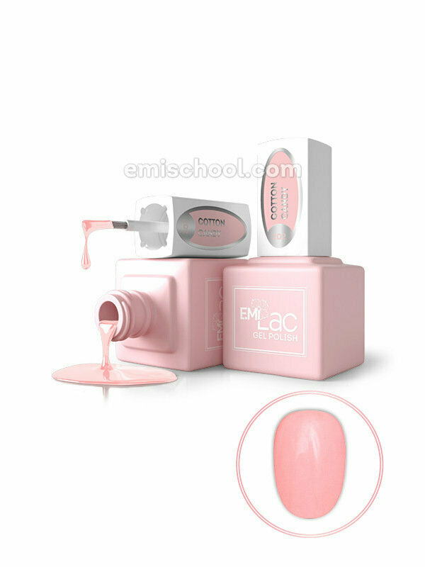 E.MiLac Pastel Rings- Cotton Candy #202, 9 ml.