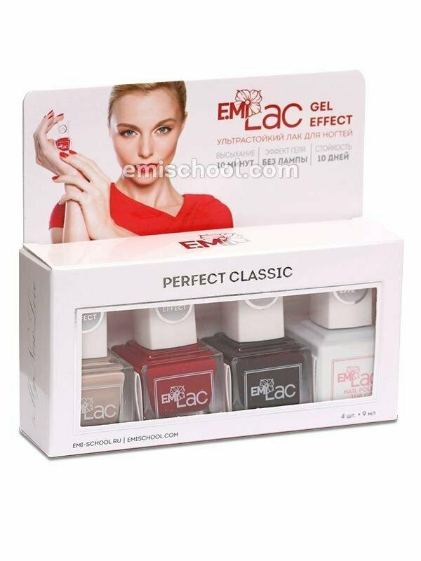 Perfect Classic Nail Polish Set