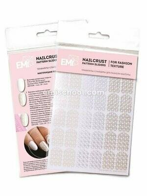 Nailcrust Pattern Slider Fleur #26