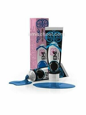 Glossemi Gel Paint- Electric Blue, 5 ml