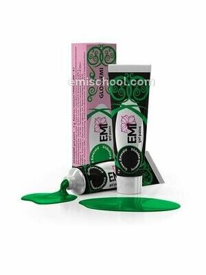 Glossemi Gel Paint- Green Emerald, 5 ml