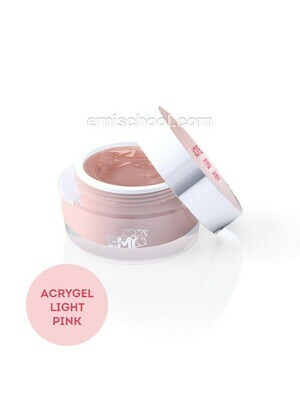 Light Pink Acrygel, 15/50g