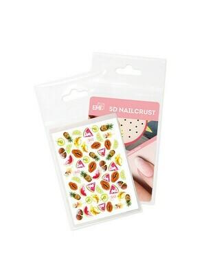 NAILCRUST 5D #19 Fruits