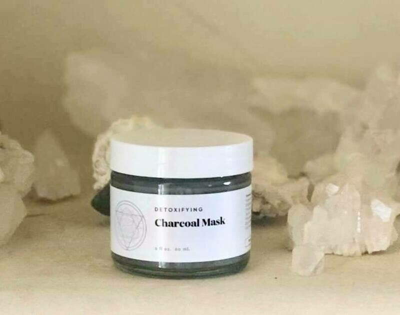 Buy One Get One - Detox Charcoal Mask  2 oz.