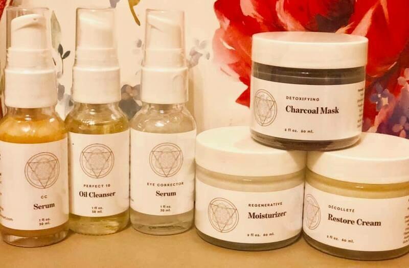 SALE* Rose Alchemy Healing Ritual Boutique Skin Care