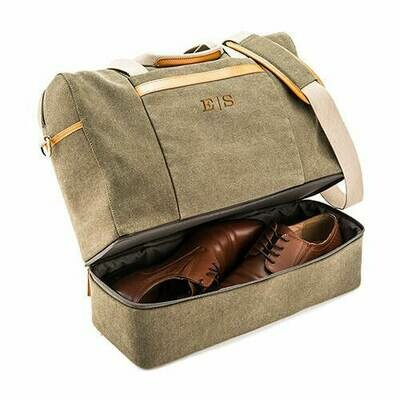 Duffle Style Travel Bag