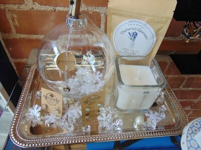 GIFT SET: Crystal Clear-The joy of beautiful things
