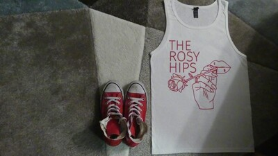 Rosy Hips all red Tank Top