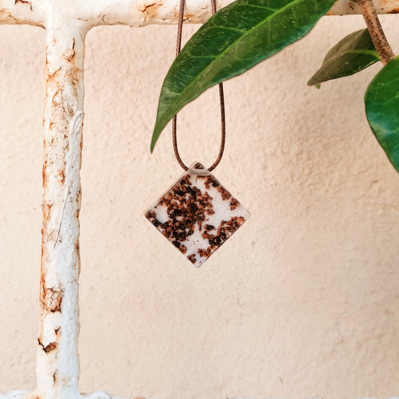 Fynbos Restio Necklace