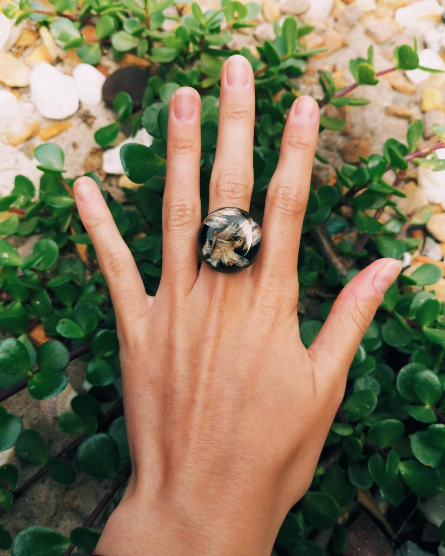 Fynbos Petal Ring