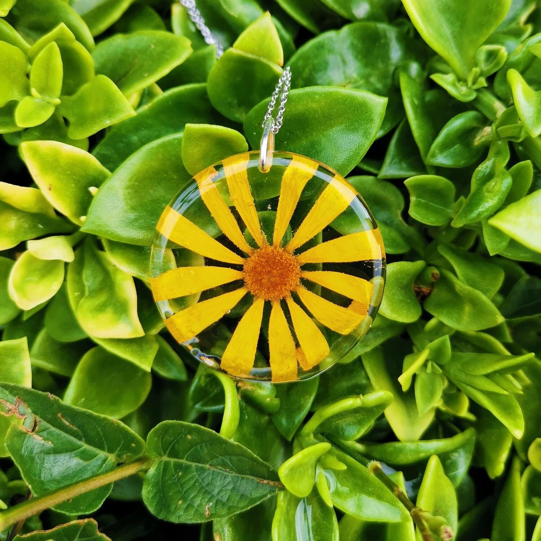 Fynbos Daisy Necklace