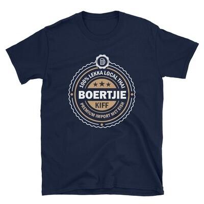 100% Thai Boertjie Short-Sleeve Unisex T-Shirt