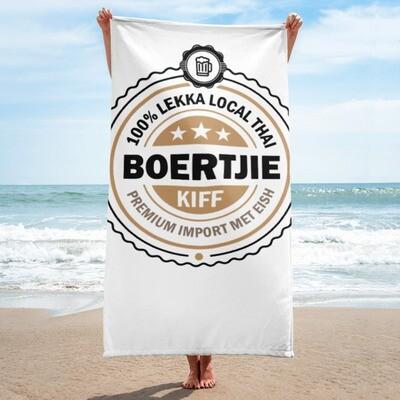 100% Thai Boertjie Beach Towel