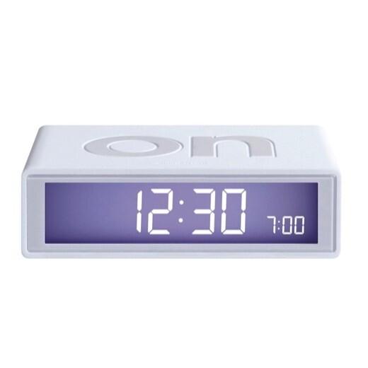 Flip Clock - White