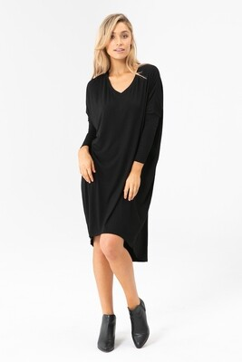 Catherine Dress - Black