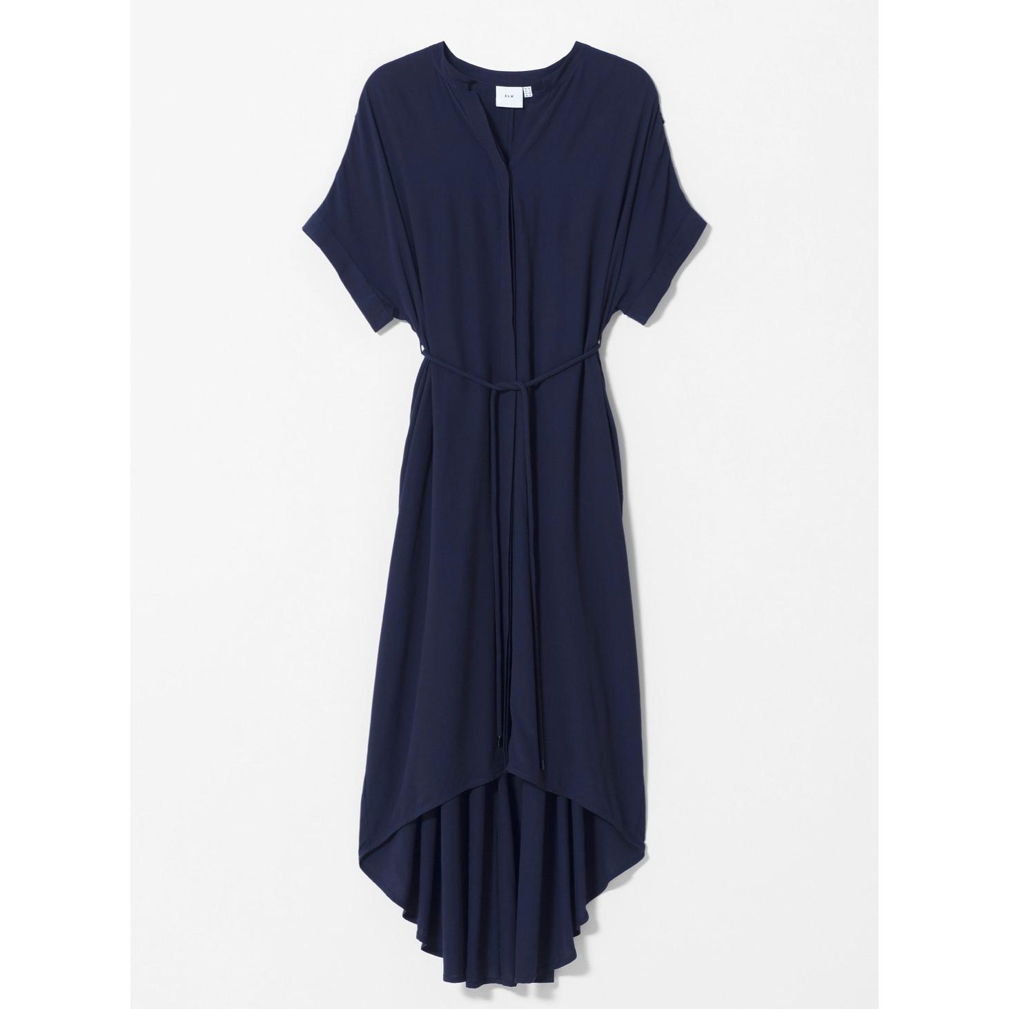 Lund Dress - Navy