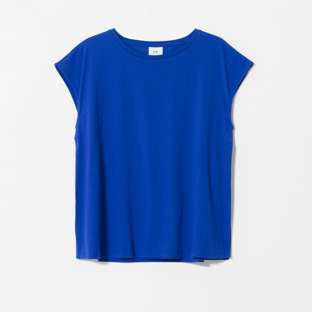Oue Tee - Iris Blue