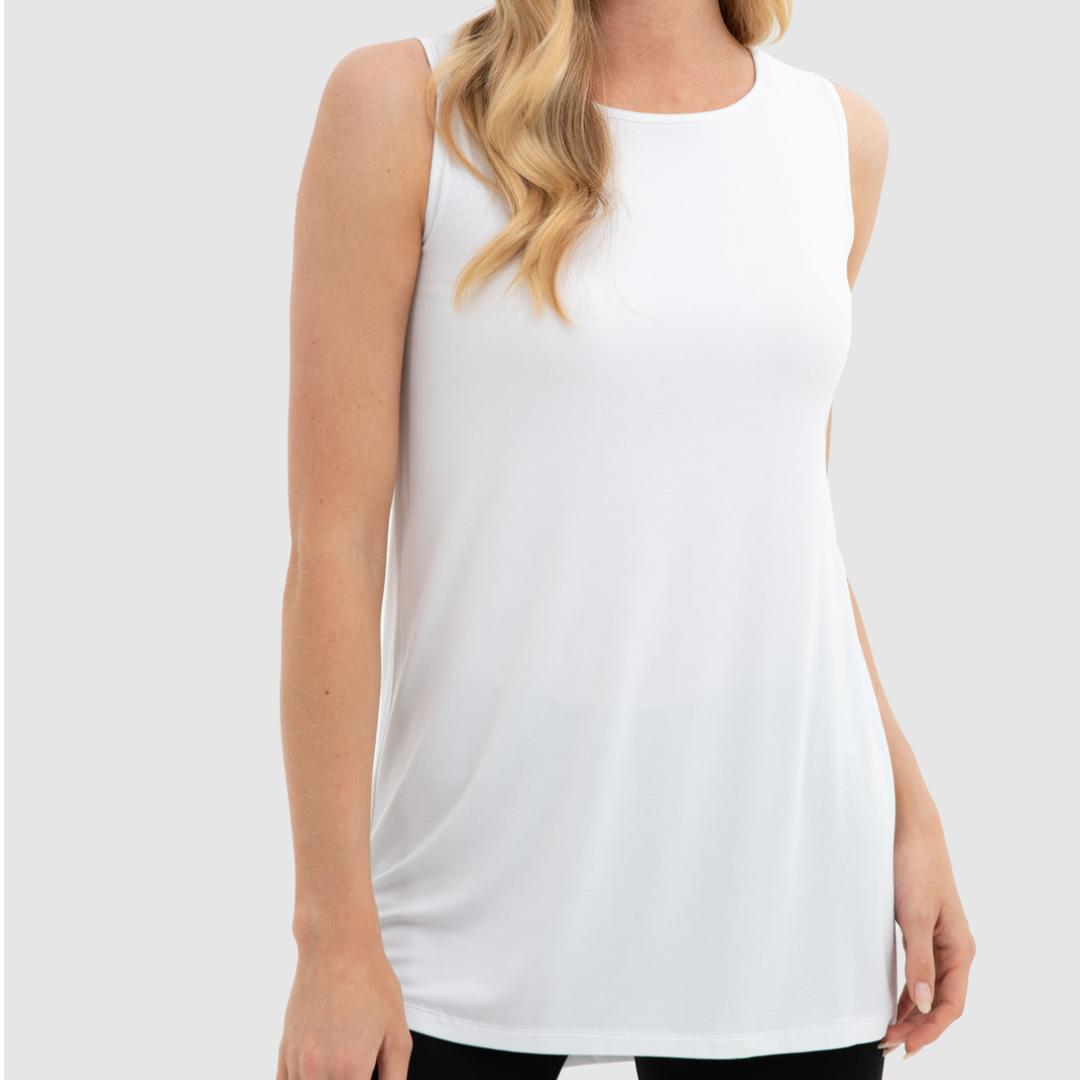 Rachelle Top - White