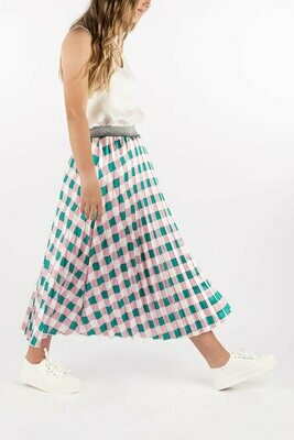 Pleated Skirt - Sandra Dee - One Size