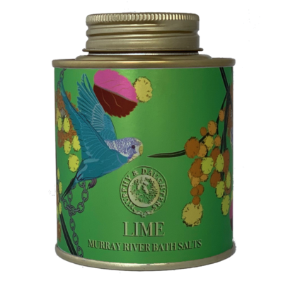 Bath Salts - 285ml - Lime