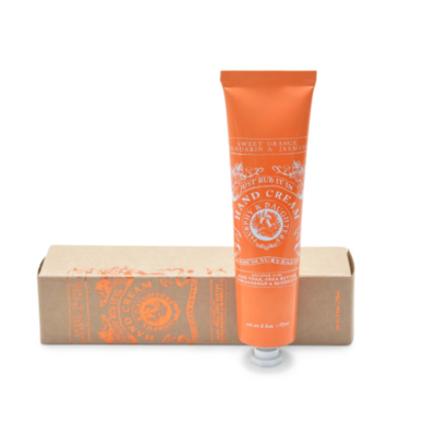 Hand Cream - Sweet Orange, Mandarine & Jasmine