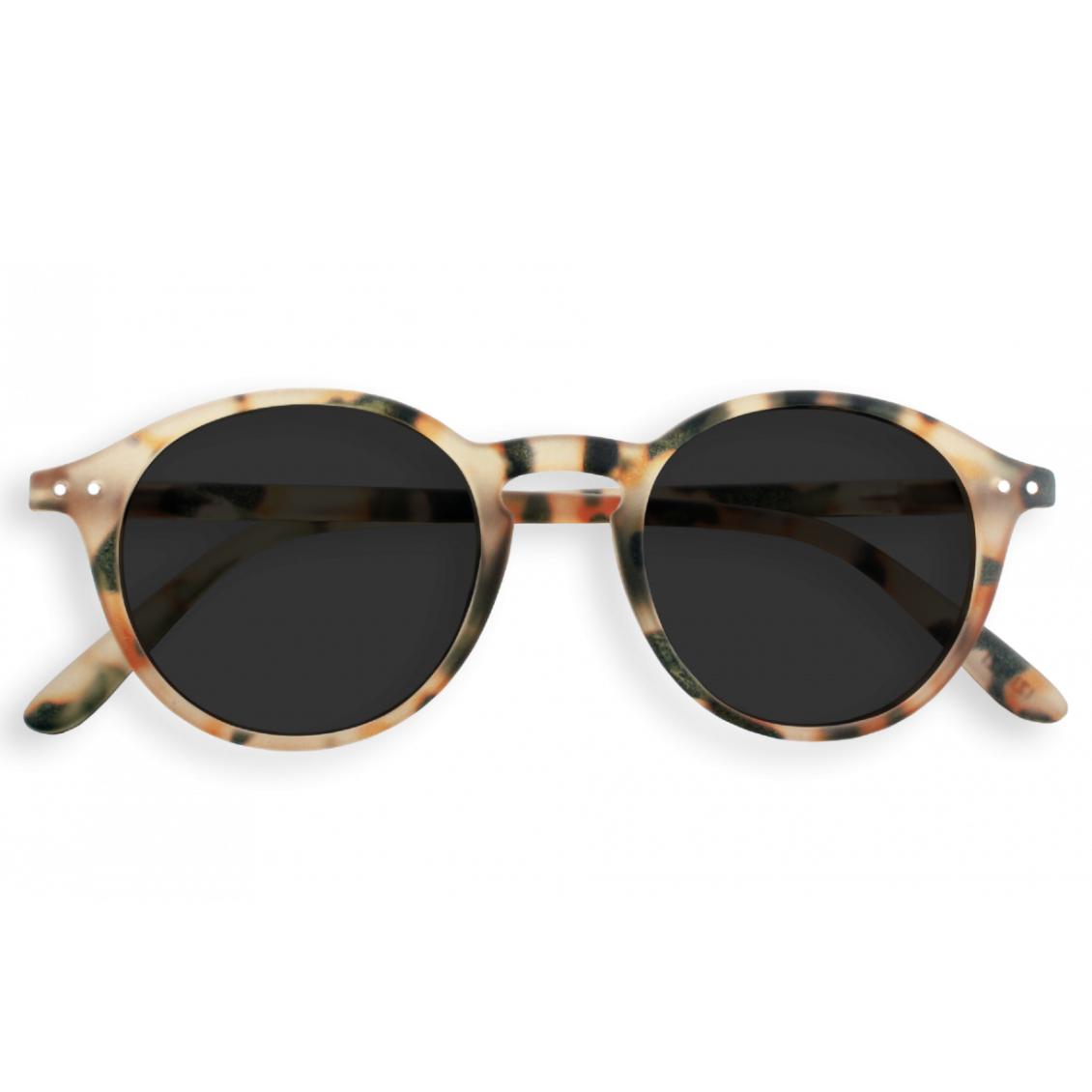 Sunglasses #D - Light Tortoise
