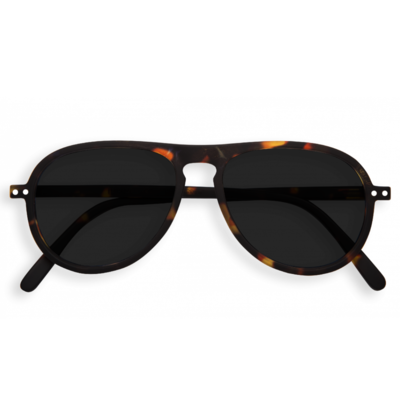 Sunglasses #I - The Aviator - Tortoise