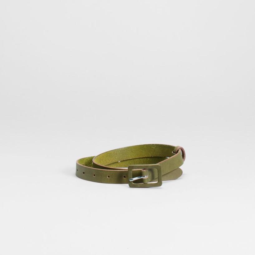 Metti Belt - Celery