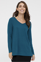 Monaco Top - Dark Teal