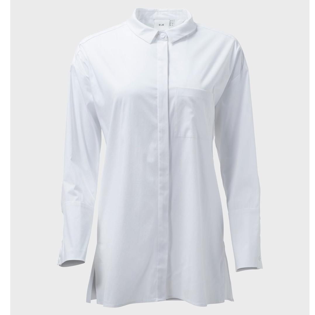 Maida Shirt - White