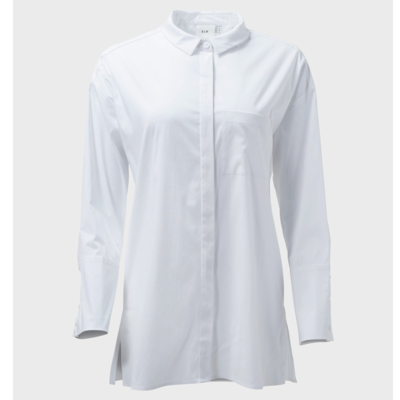 Maida Shirt - White
