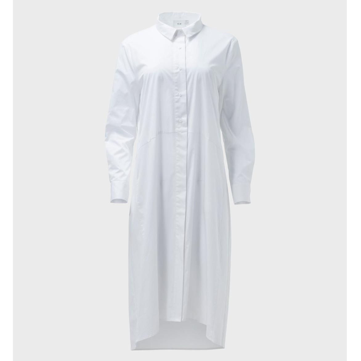 Dania Shirt Dress - White